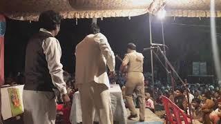 Part 4 संगीत जुल्मो की हकीकत उर्फ डाकू शेरसिंह खगेसियामऊ की नौटंकी बहुत ही धमाकेदार प्रस्तुति।