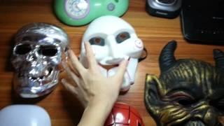 Обзор моих масок