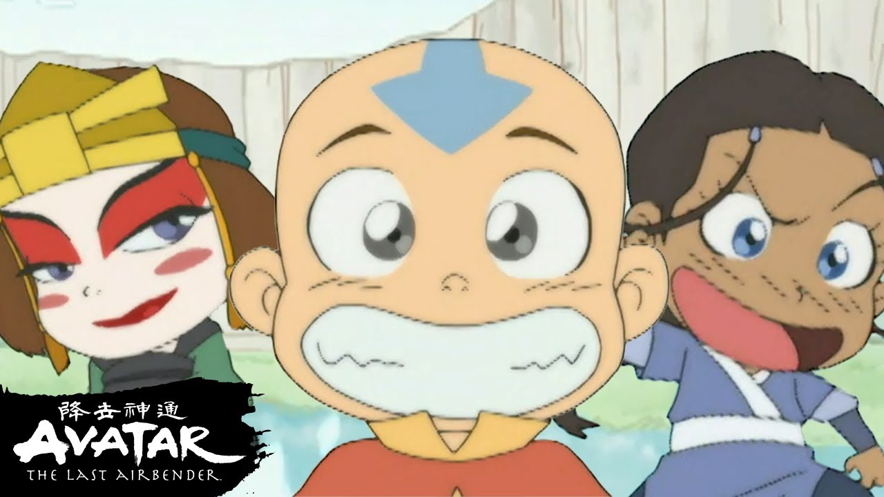 Download Every Avatar Chibi Short Ever 🔥😍🐸 | Avatar: The Last Airbender