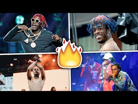 Top 10 Rappers Of 2017 (New Generation) *Best Compilation*