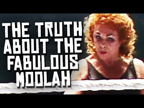 The Untold TRUTH About WWE's Fabulous Moolah
