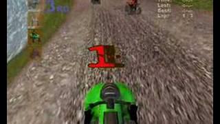 Játékbemutató - Kawasaki Quad Bikes (2)