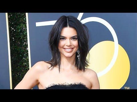 Kendall Jenner Gets TROLLED For Attending 2018 Golden Globes