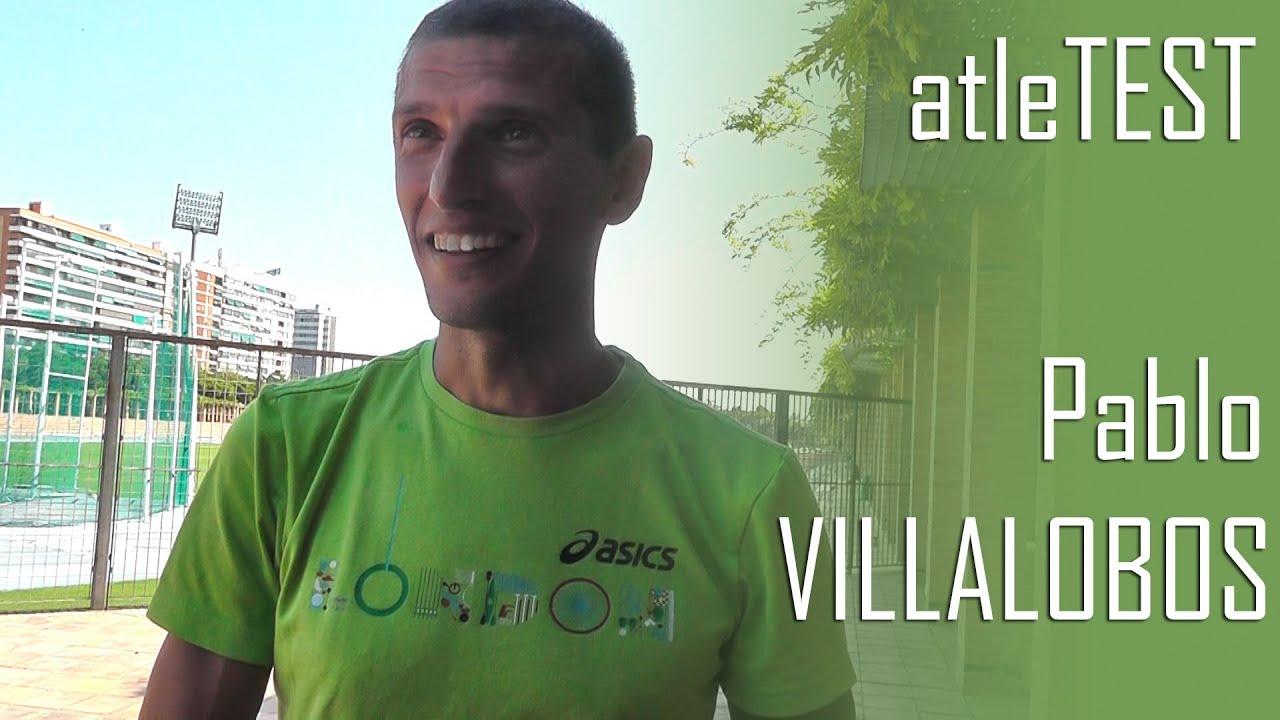 AtleTEST con Pablo Villalobos