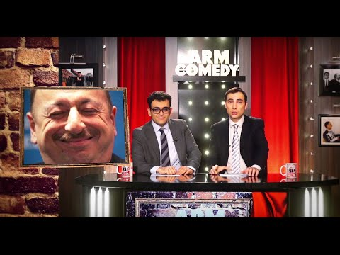 ArmComedy Web Exclusive - What's Going on in Nagorno Karabakh? part 2
