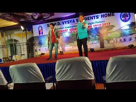 SKPD centinary celebrations-mimicry performance