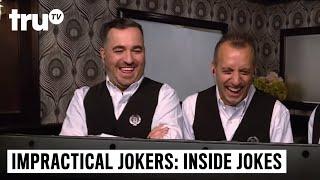 Impractical Jokers: Inside Jokes - Piping Hot Warm and Brown   truTV