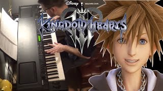 Kingdom Hearts III Don 39 t Think Twice Chikai