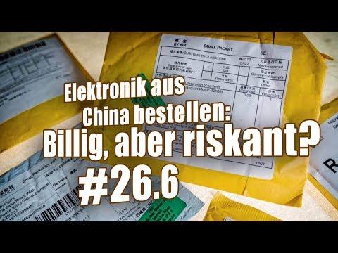 Billige China-Elektronik, Android-Werbeblocker Blokada, Webhoster-Test | c't uplink 26.6