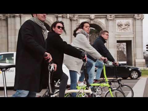 Behind the scenes - Brompton Madrid photoshoot