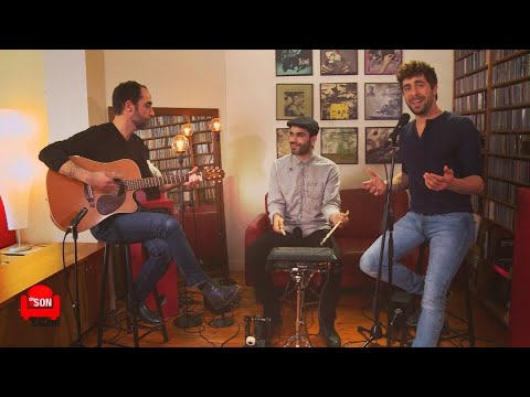 AGUSTÍN GALIANA - SESSION ACOUSTIQUE C'était hier #125/2