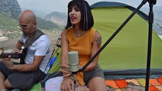 Gambar cover #bass #amywinehouse Back to Black (cover) in Nature. (feat. Görkem Ulaş)