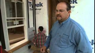 Installing Cedar Trim and Clapboard Siding