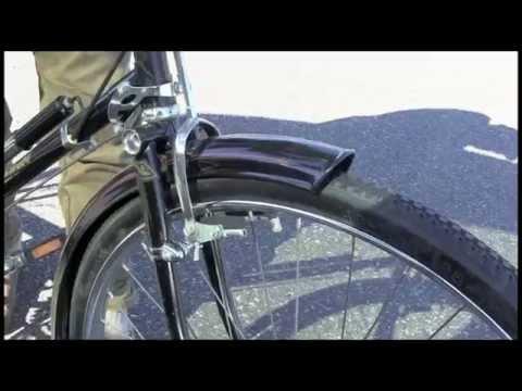 RALEIGH TOURIST Rod Brake Bicycle - Front Brake Info
