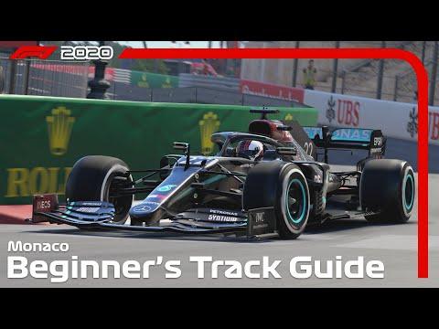 F1 2020 Track Guide: Monaco Hotlap  + Setup (1:08.931)