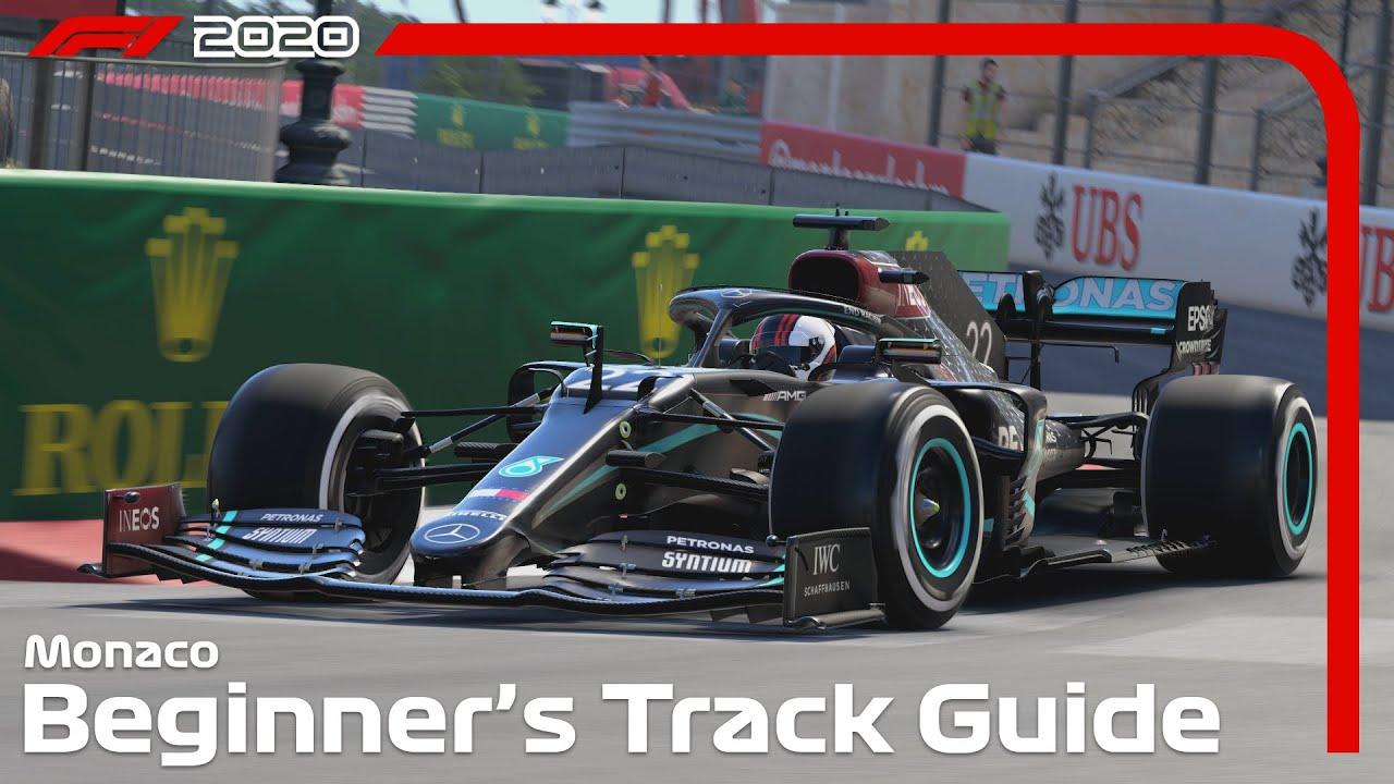 F1 2020 Track Guide: Monaco Hotlap + Setup (1:08.931 ...