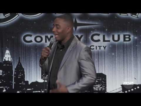 Marcus Banks Gotham Comedy Live