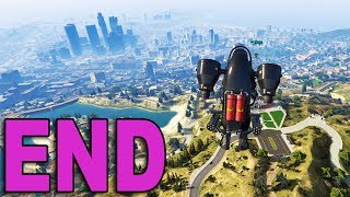 GTA Online Doomsday Heist - Part 15 - THE END (FINAL MISSION)