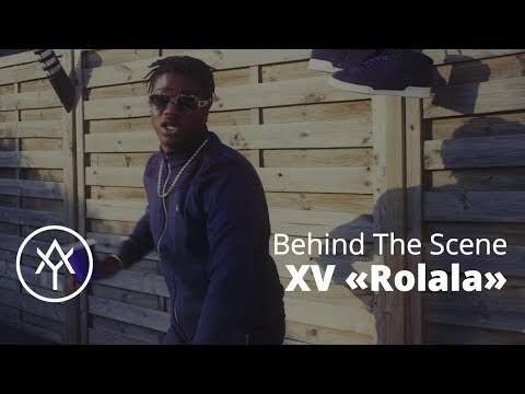 "XV   ""Rolala"" Behind the Scene"