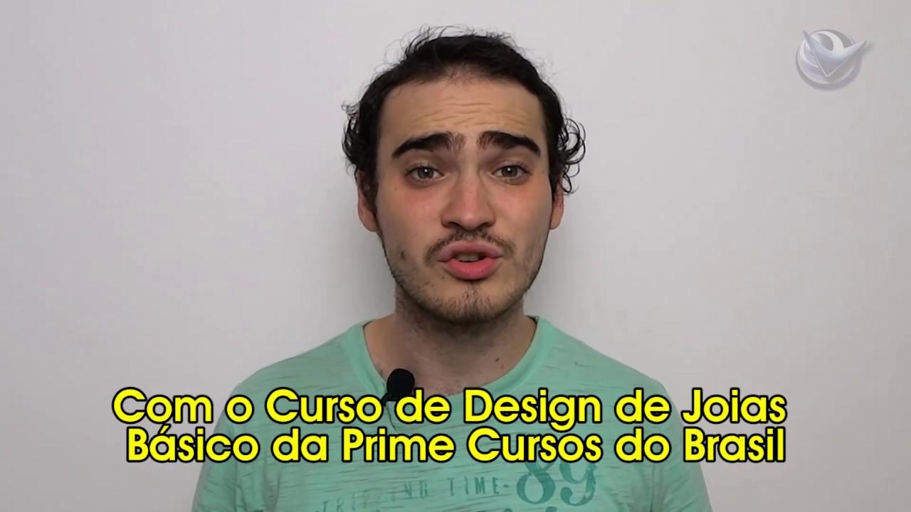 f611ff0ef51 Curso de Design de Joias Básico Grátis com opção de Certificado -  primecursos.com.br