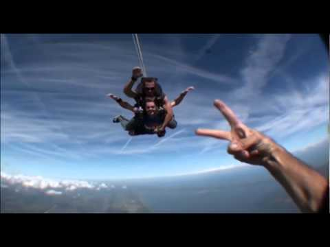 18,000ft Skydive in Titusville, Florida