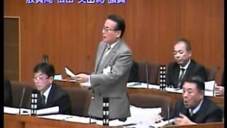 一般質問松田美由紀議員平成27年第5回12月定例会(4日目)