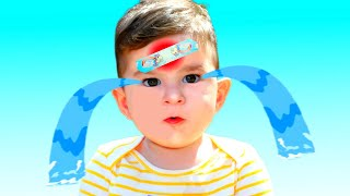 Boo Boo Song! Nursery Rhymes & Kids Songs for Kids