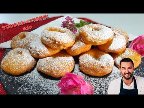 tous-en-cuisine-#20-:-les-irrÉsistibles-beignets-aux-pommes-de-cyril-lignac-!