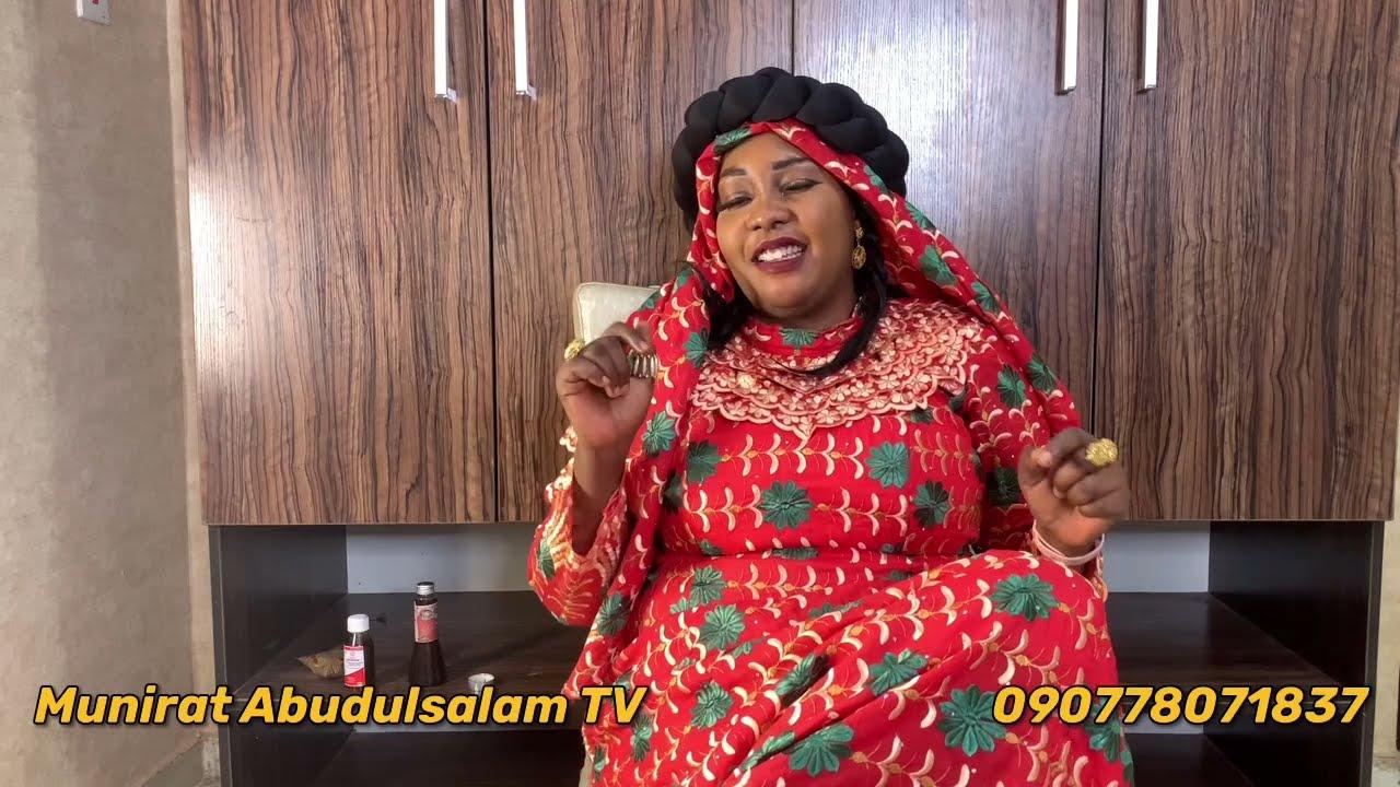 Download KAWO WAR MANIYI - daga Malamar cin gindi Munirat Abulsalam