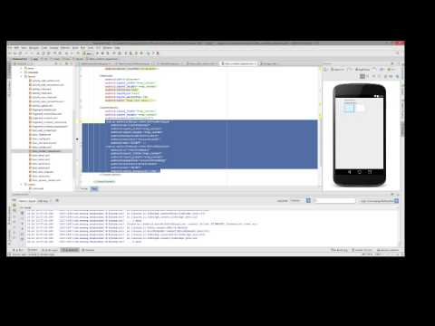 Android/Java Chat Client/Server Development