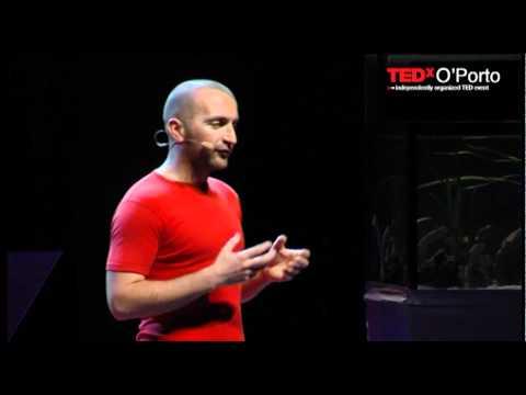 TEDxO'Porto  Mark Boyle  The Moneyless Man