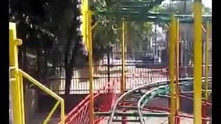 MONTANHA RUSSA Cidade da Criança São Bernardo do Campo SP
