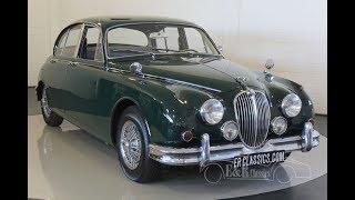 Jaguar MK2 Saloon 1966 -VIDEO- www.ERclassics.com