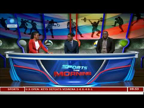 Nigeria May Pick Africa's First W.Cup Ticket As Ighalo Risks FIFA Ban |Sports This Morning|