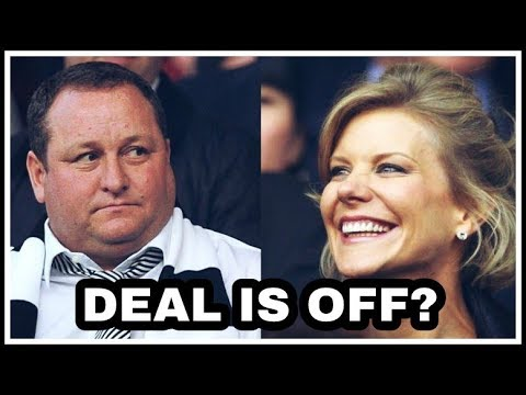 MIKE ASHLEY & AMANDA STAVELEY TAKEOVER DEAL OFF?