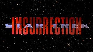 """Star Trek: Insurrection"" Teaser Trailer"