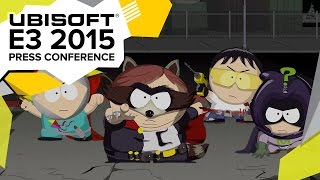 South Park: The Fractured But Whole Announcement Trailer - E3 2015 Ubisoft Press Conference