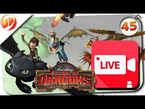 🎮 School of Dragons #45 - Aventuras dos Treinadores (Jogando com inscritos)🎮