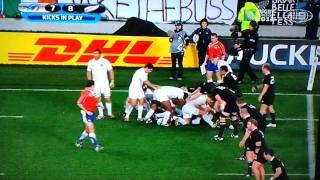 Video Rugby World Cup 2011 Final: New Zealand vs France pt 4 of 4 download MP3, 3GP, MP4, WEBM, AVI, FLV Januari 2018