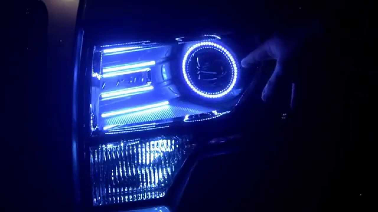 Plainansimple1 2010 Ford F150 Custom Hid Headlight Build W