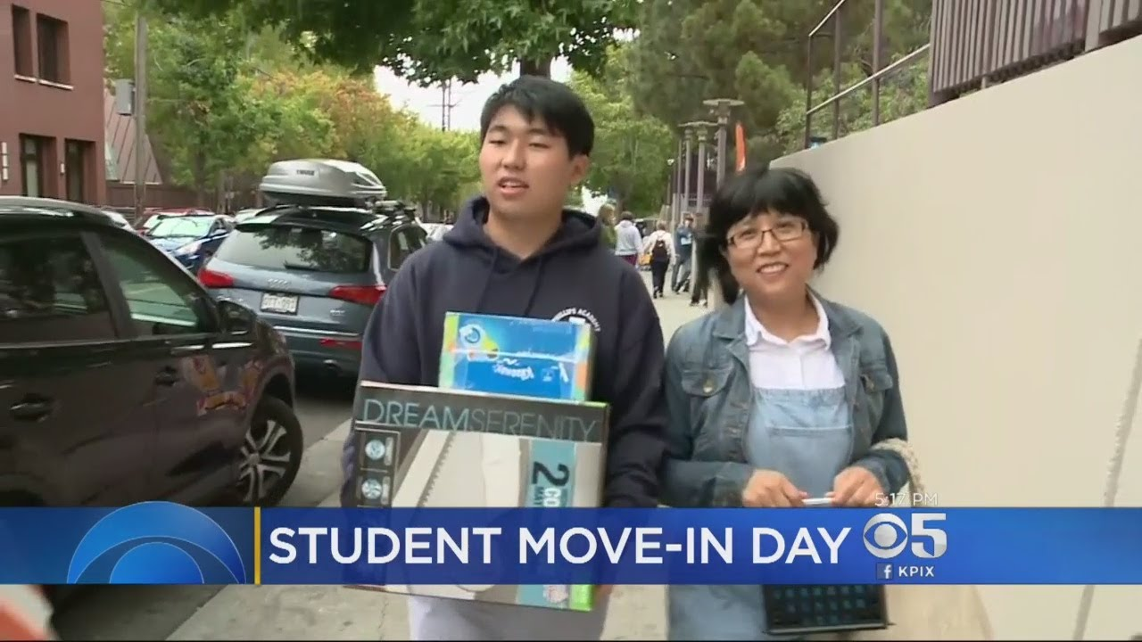 Incoming UC Students Converge On Berkeley