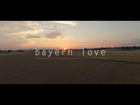 bayern love - weizen - drone (4K)