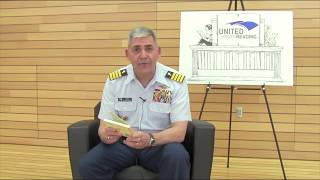 Deployed dads deliver Father's Day message with United Through Reading and Guess How Much I Love You