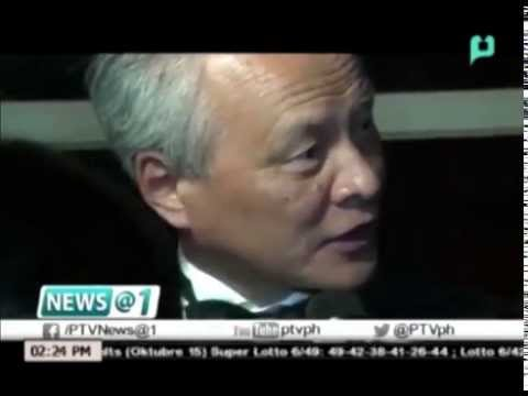 [News@1] Globalita: Amb. Cui Tiankai, iginiit na 'di siya obligadong tumestigo sa US congress