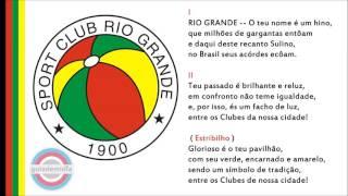 Baixar Hino do S.C. Rio Grande ( RS ) | Oficial