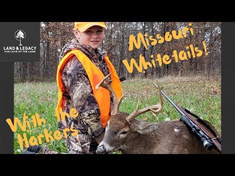 Deer Hunting In Missouri: Father/Son Success