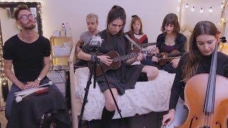 HUMAN - acoustic version in my bedroom! | dodie