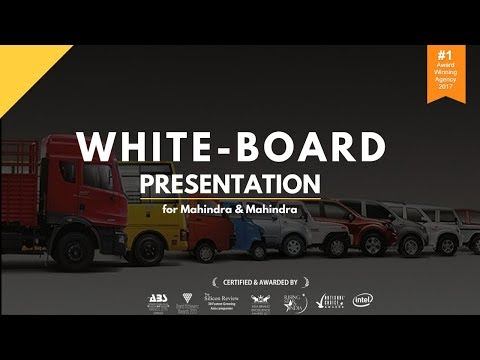 Whiteboard Animation Designers