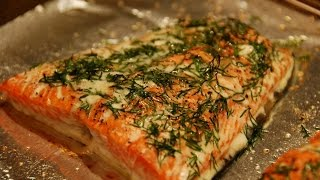 Baked Salmon | EASY TO LEARN | QUICK RECIPES