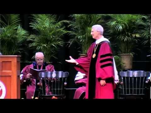 Springfield College Undergraduate Commencement 2013